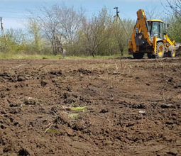Расчистка участков под строительство в Ярославле